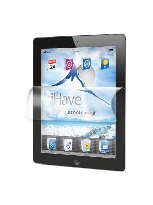 Защитная пленка  для iPad 3 Belsis. Цвет: прозрачный