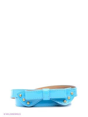 Пояс Lastoria. Цвет: голубой