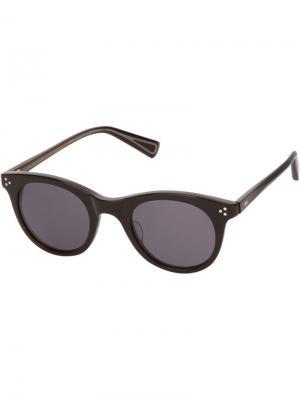 Солнцезащитные очки Apex Mark Mcnairy. Цвет: чёрный