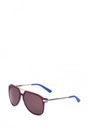 Очки солнцезащитные Enni Marco. Цвет: бордовый