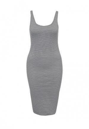 Платье Jennyfer. Цвет: черно-белый