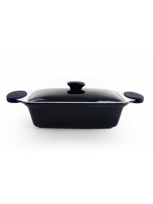 Блюда для запекания с крышкой BOHMANN. Цвет: черный