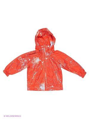Куртка SAIMA. Цвет: красный