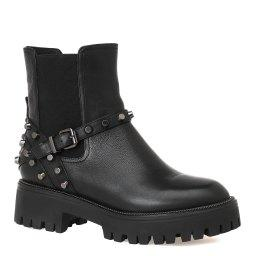 Ботинки  RA0858 черный GIANNI RENZI