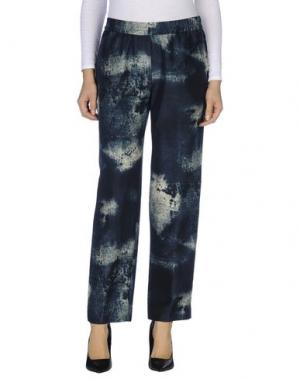 Повседневные брюки N_8. Цвет: цвет морской волны