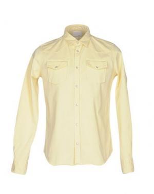 Pубашка GUYA G.. Цвет: желтый