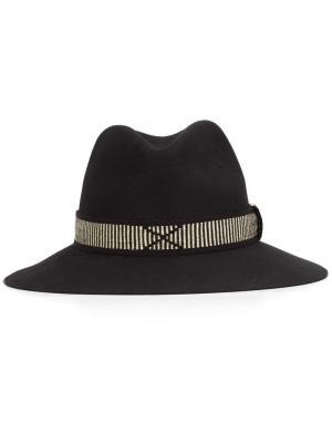 Шляпа Ida Yosuzi. Цвет: чёрный