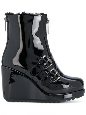 Ботинки на танкетке Hope Marc Jacobs. Цвет: чёрный