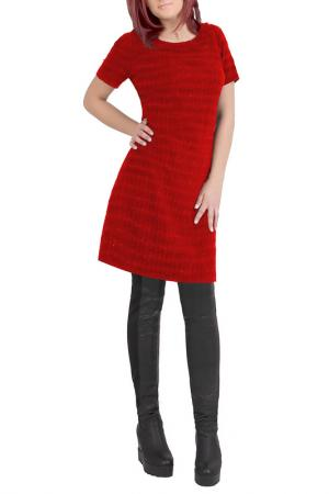 Платье JUNONA. Цвет: red