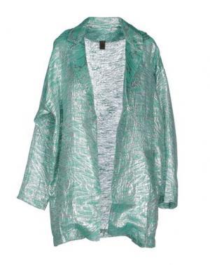 Легкое пальто JIJIL. Цвет: зеленый