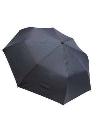 Зонт Edmins. Цвет: серый, темно-серый