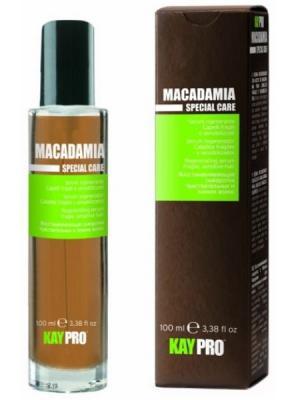 Сыворотка увлажняющая с маслом макадами - 100 мл. KayPro. Цвет: белый