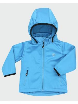 Куртка Color Kids. Цвет: голубой