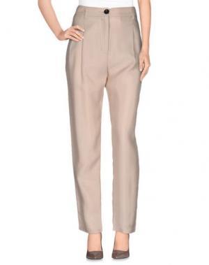 Повседневные брюки SAMSØE Φ. Цвет: бежевый