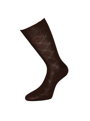 Носки ГРАНД. Цвет: коричневый