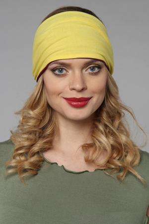 Повязка LakMiss. Цвет: желтый, фиолетовый