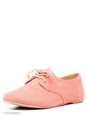 Туфли COOLWAY. Цвет: оранжевый