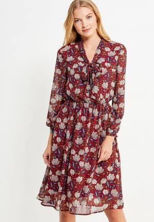 Платье Vittoria Vicci. Цвет: бордовый
