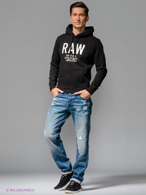 Джинсы 3301 low tpd rl G-STAR RAW. Цвет: синий