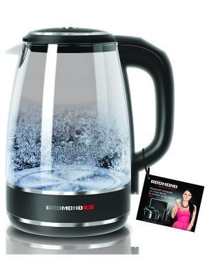 Чайник REDMOND RK-G200S. Цвет: черный