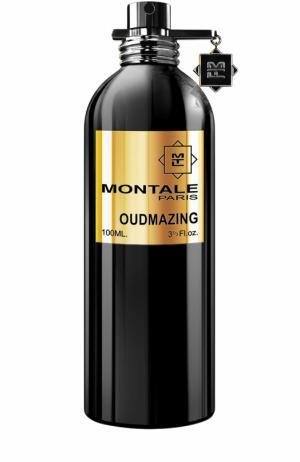 Парфюмерная вода Oudmazing Montale. Цвет: бесцветный