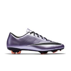 Мужские футбольные бутсы для игры на твердом грунте  Mercurial Victory V Nike. Цвет: пурпурный