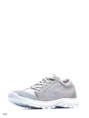 Кроссовки Icepeak. Цвет: серый