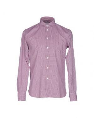 Pубашка BRANCACCIO C.. Цвет: фуксия