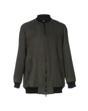 Куртка CHOICE NICOLA PELINGA. Цвет: зеленый-милитари