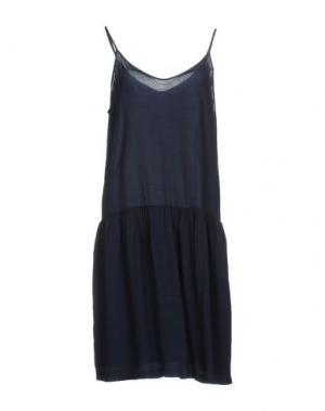 Платье до колена SITA MURT/. Цвет: темно-синий
