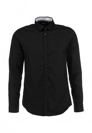 Рубашка Brave Soul. Цвет: черный
