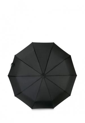 Зонт складной Baudet. Цвет: черный