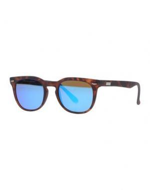 Солнечные очки SPEKTRE. Цвет: какао
