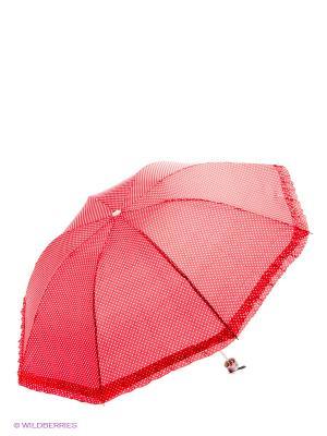 Зонты Vittorio Richi. Цвет: красный