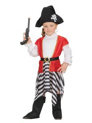 Детский маскарадный костюм Magic Home. Цвет: белый
