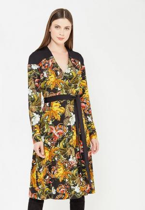 Платье Cavalli Class. Цвет: разноцветный