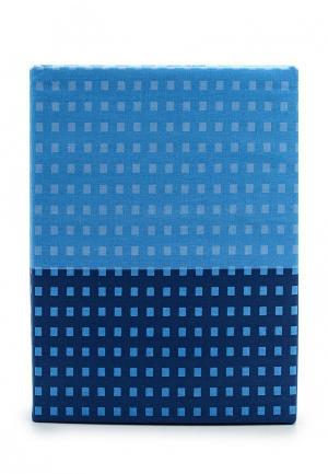 Комплект постельного белья Хлопковый Край. Цвет: голубой