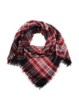 Платок Migura. Цвет: черный, белый, бордовый