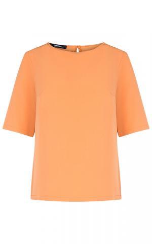 Блузка с коротким рукавом Le monique