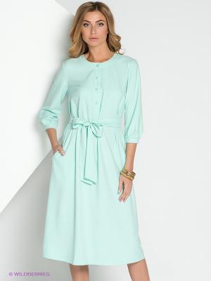 Платье Vittoria Vicci. Цвет: бирюзовый