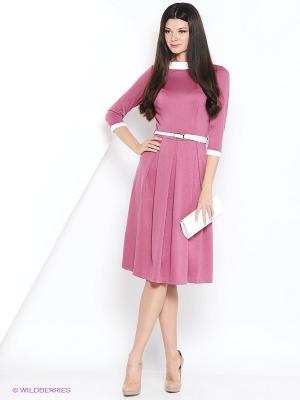 Платье МадаМ Т. Цвет: розовый