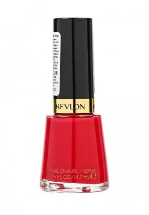 Лак для ногтей Revlon. Цвет: красный