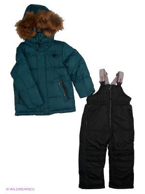 Комплект одежды SNOWIMAGE. Цвет: зеленый
