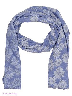 Палантин Stilla s.r.l.. Цвет: голубой