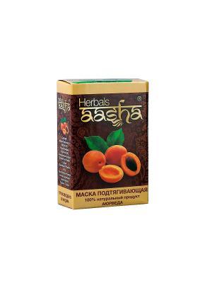 Маска для лица Подтягивающая Aasha Herbals. Цвет: кремовый