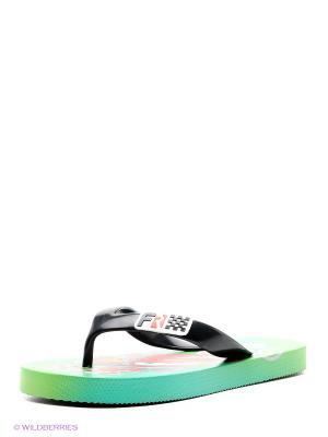Пантолеты Kakadu. Цвет: зеленый, черный