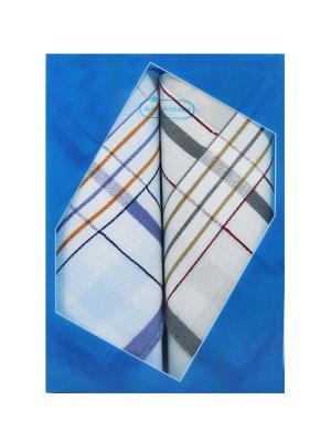 Носовые Платки ZLATA KORUNKA. Цвет: голубой