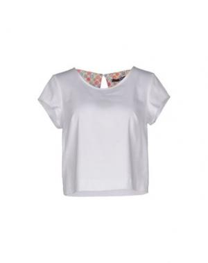 Блузка B.YU. Цвет: белый