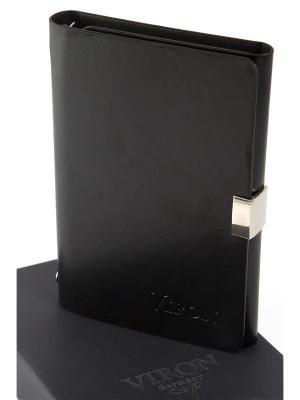 Ежедневник VIRON. Цвет: черный