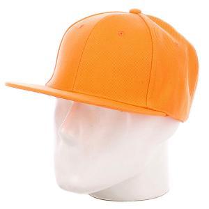 Бейсболка True Spin Acrylic Snapback Neon/Orange TrueSpin. Цвет: оранжевый